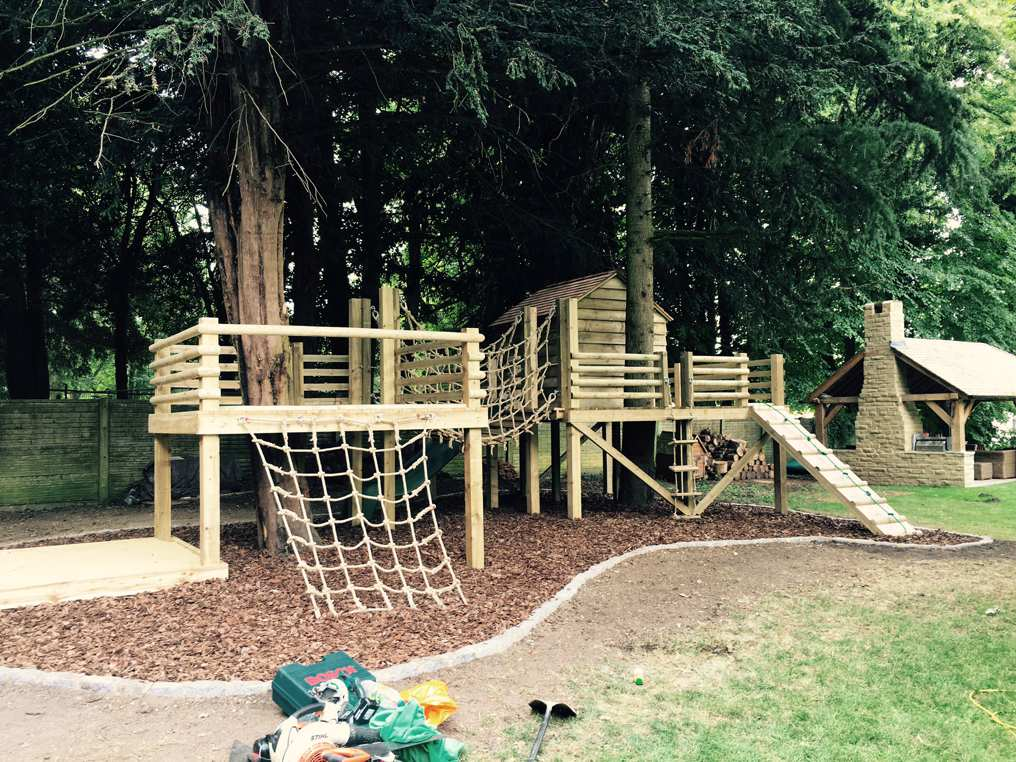 fun play area for children