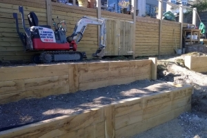 building a layered garden in marlow