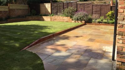 Using Natural Or Reconstituted Materials, Our Paved Patios Provide A Hard  Wearing Area That Are Great For Barbecues And Entertaining.