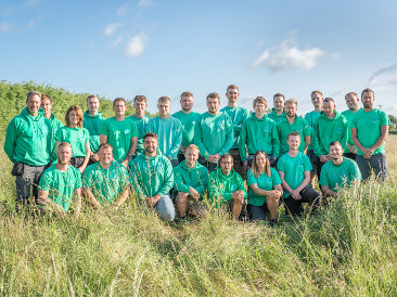 The Thames Valley Landscapes Team